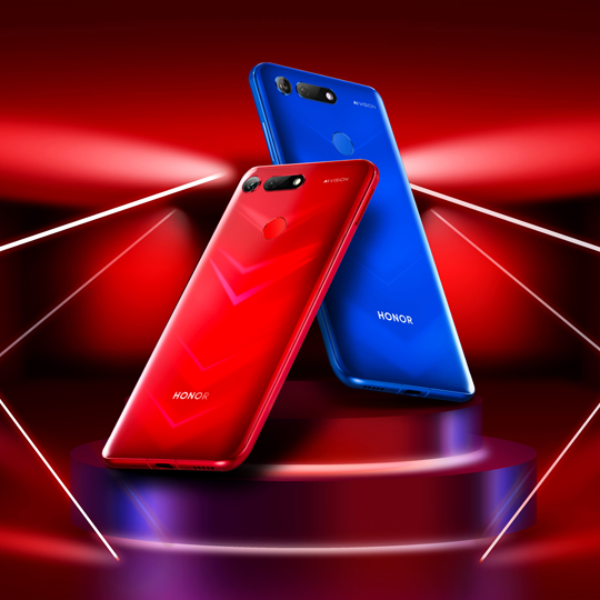 HONOR View20 Announced