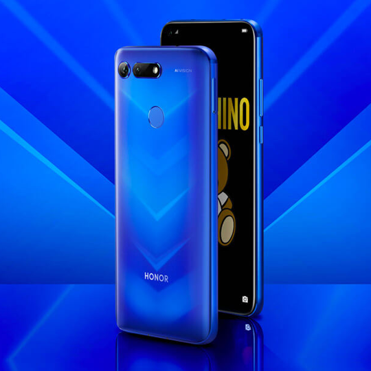 Представлен HONOR View20