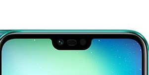 what is a screen notch