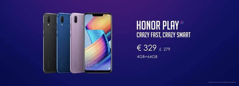 best gaming smartphone with large screen – honor play colour