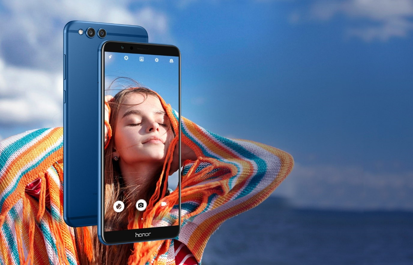 best budget android phone - honor 7x