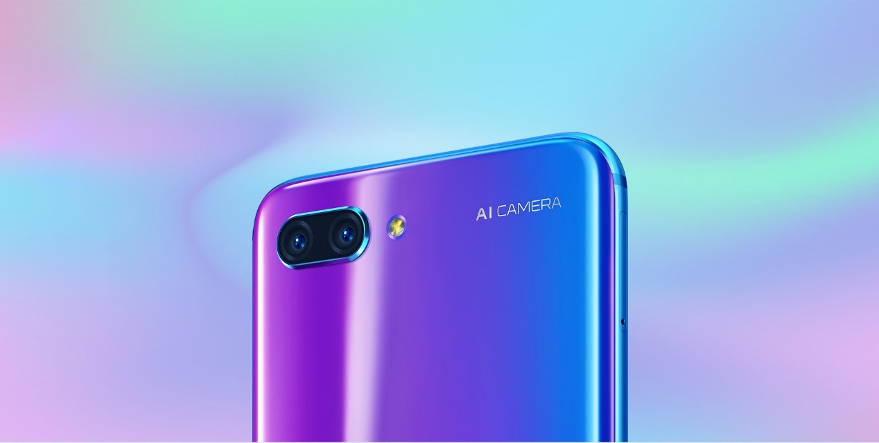 HONOR smartphone camera