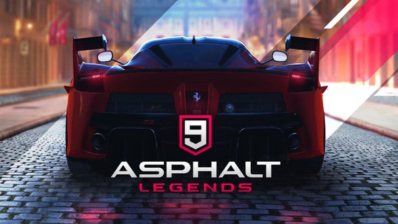 most popular android games- asphalt 9 legends