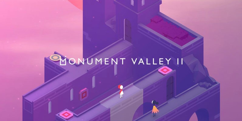 most popular android games- monument valley 2