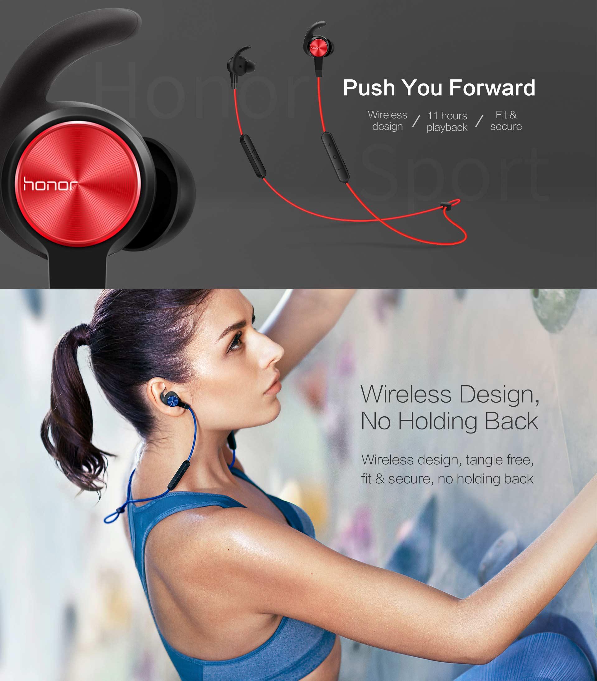 Honor Sport Bluetooth Earphones Price Review Honor Global