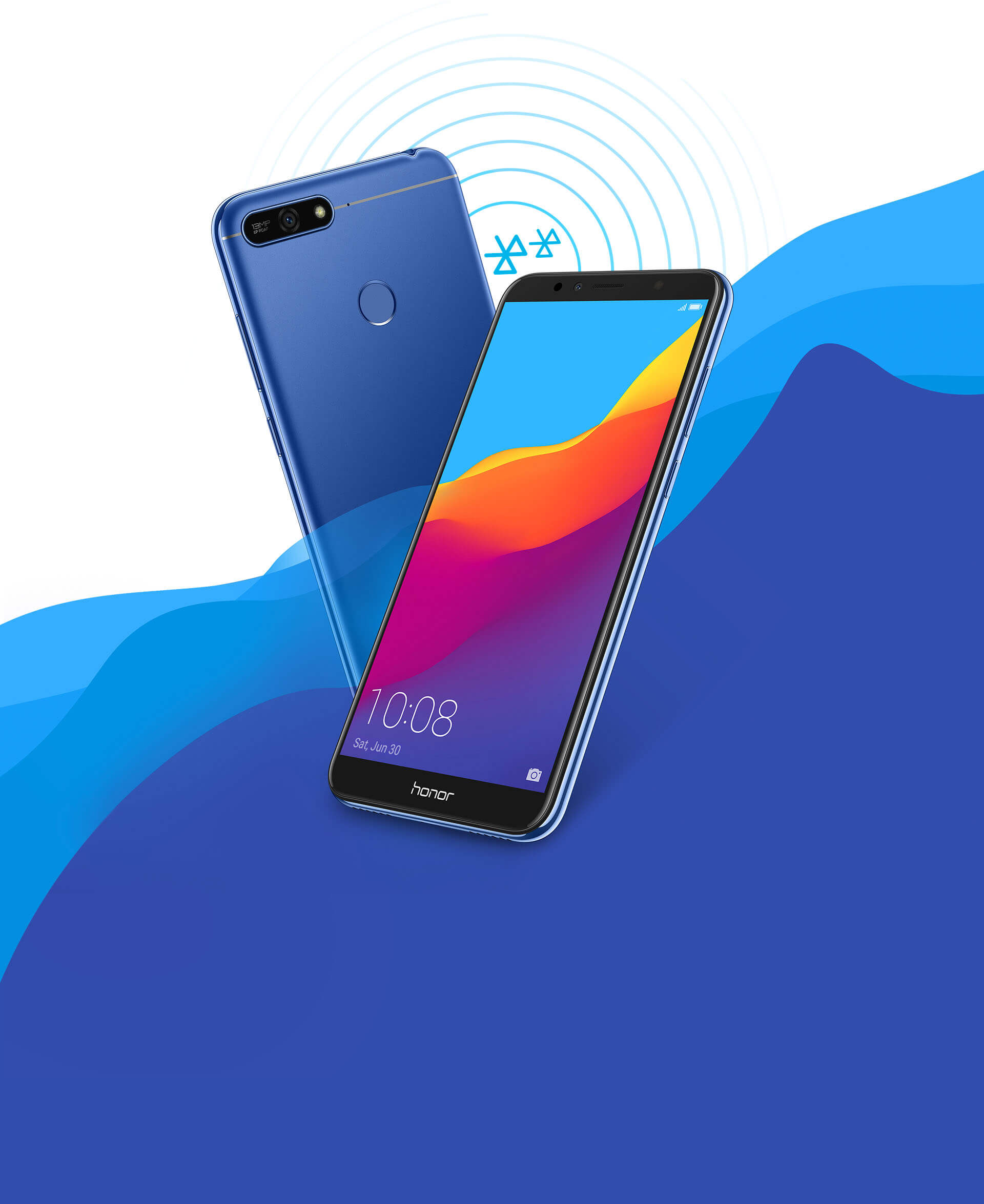 Buy Honor 7a Face Unlock Mobile Phone Official Site Global Using Bluetooth Cellular And Bt Serial Electronic Design The Dual Feature Allows To Connect With Two Devices Via At Same Time Allowing You Listen Music While Talking On A