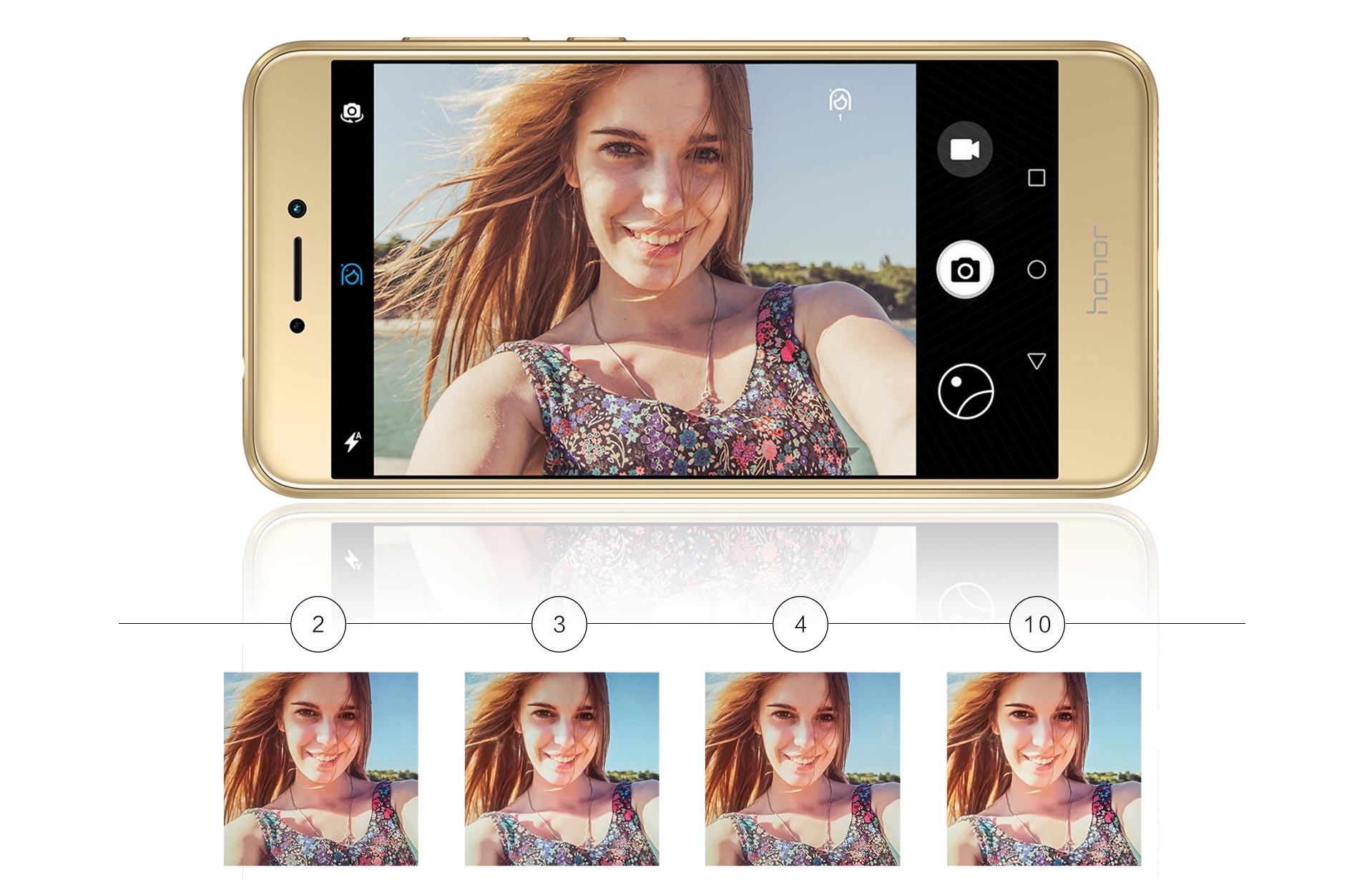 HONOR 8 Lite Price/Review: Buy Kirin 655 Phone | HONOR Global