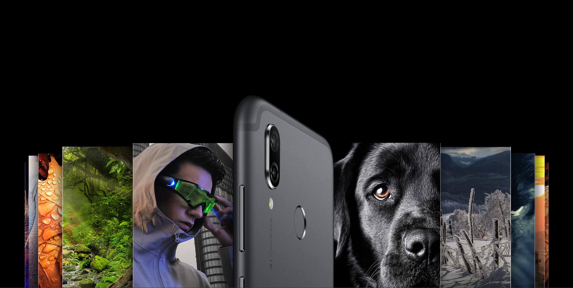 honor camera