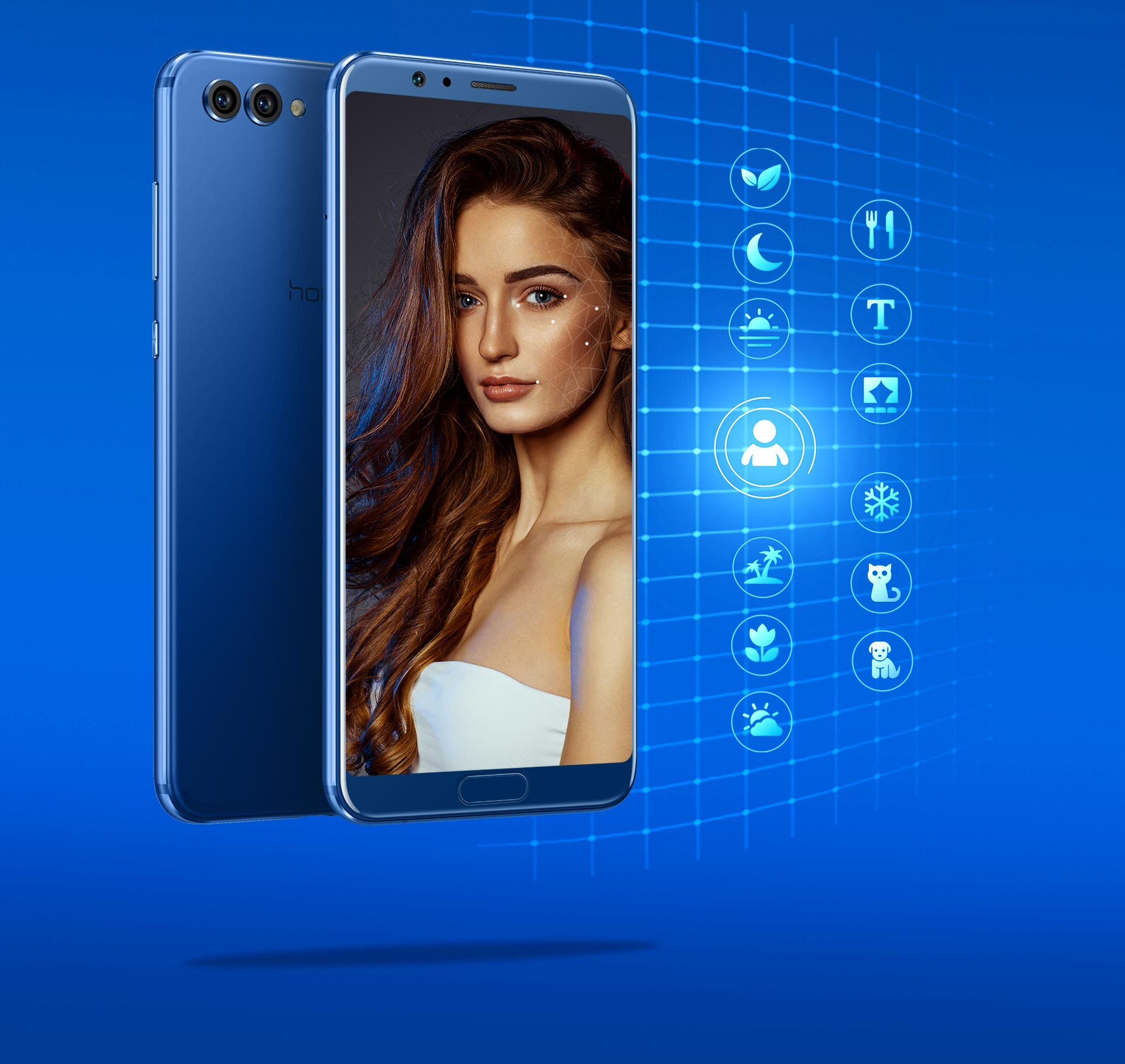 HONOR View10 Price/Review: Buy Your First AI Phone | HONOR Global