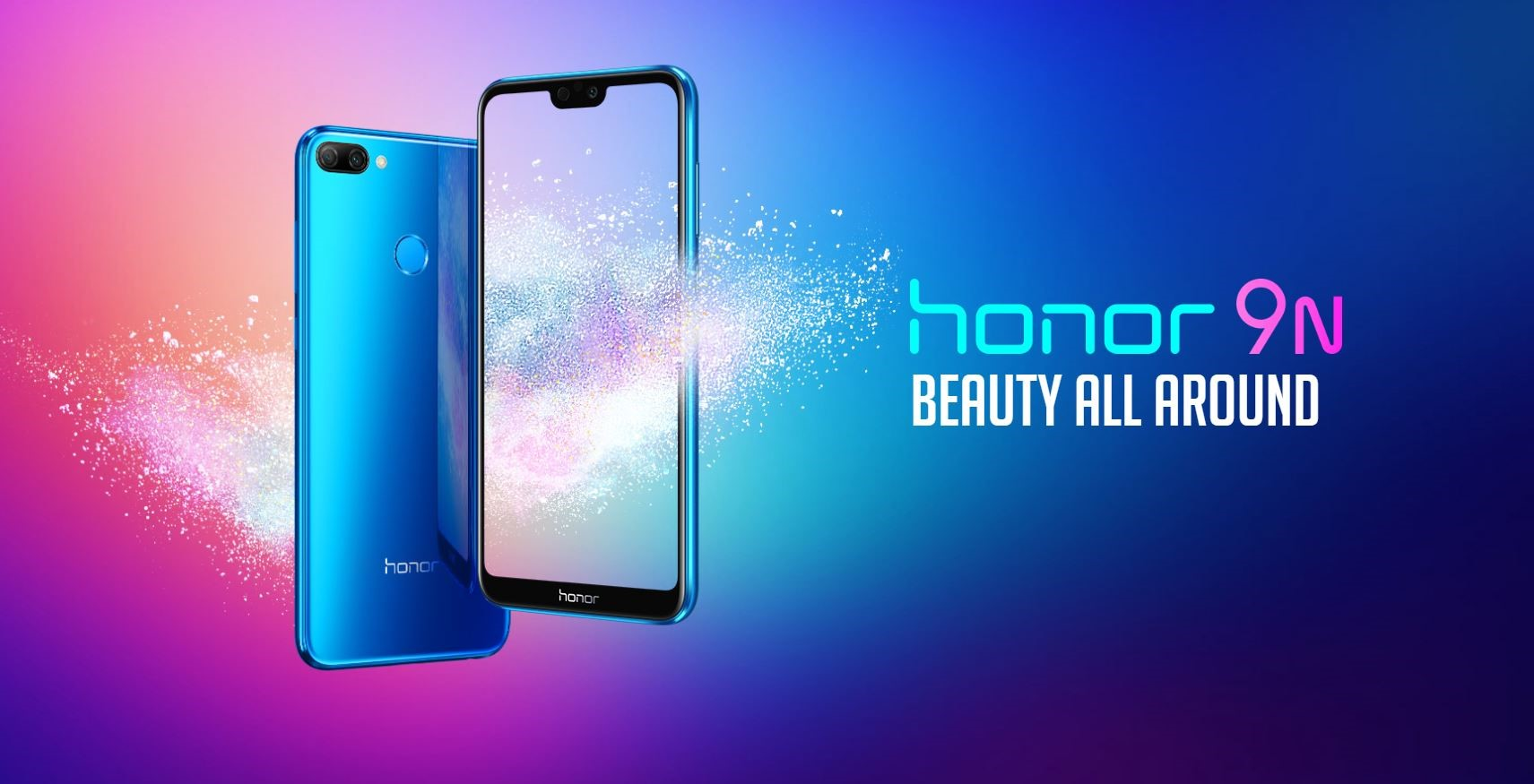 honor 9n beauty all around