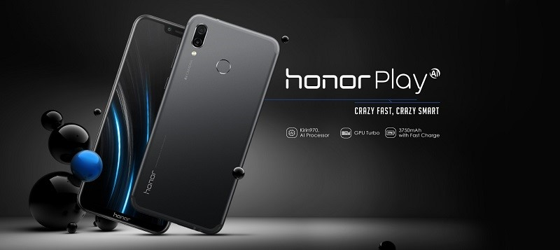 HONOR's Top 3 Mobiles in 2018-HONOR Play
