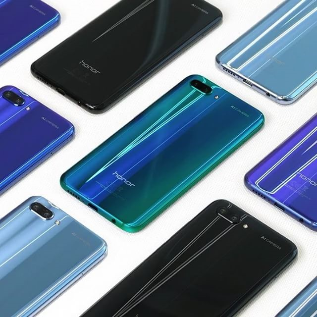best flagship smartphone- honor 10