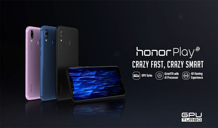 Honor play official introduction