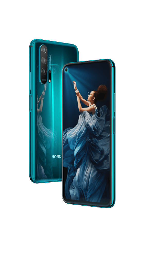 HONOR 20 PRO Exhibition Animation