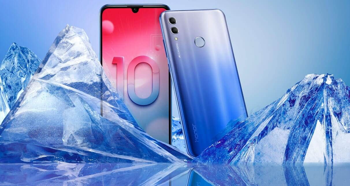 HONOR 10 Lite with 24MP selfie camera in Philippines