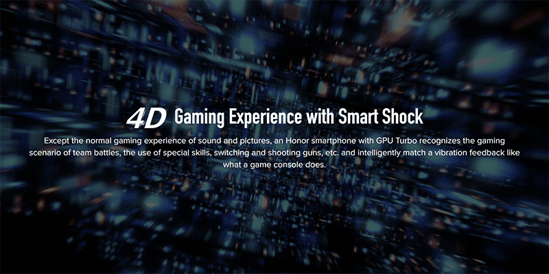 4D gaming experience