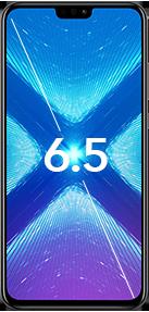 HONOR 8X Ekran