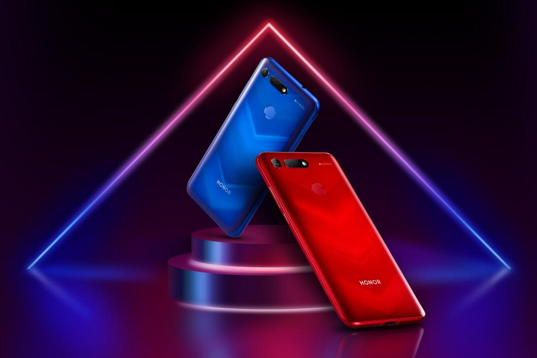 HONOR View20 ACHIEVES A SERIES OF TOP AWARDS AT CES