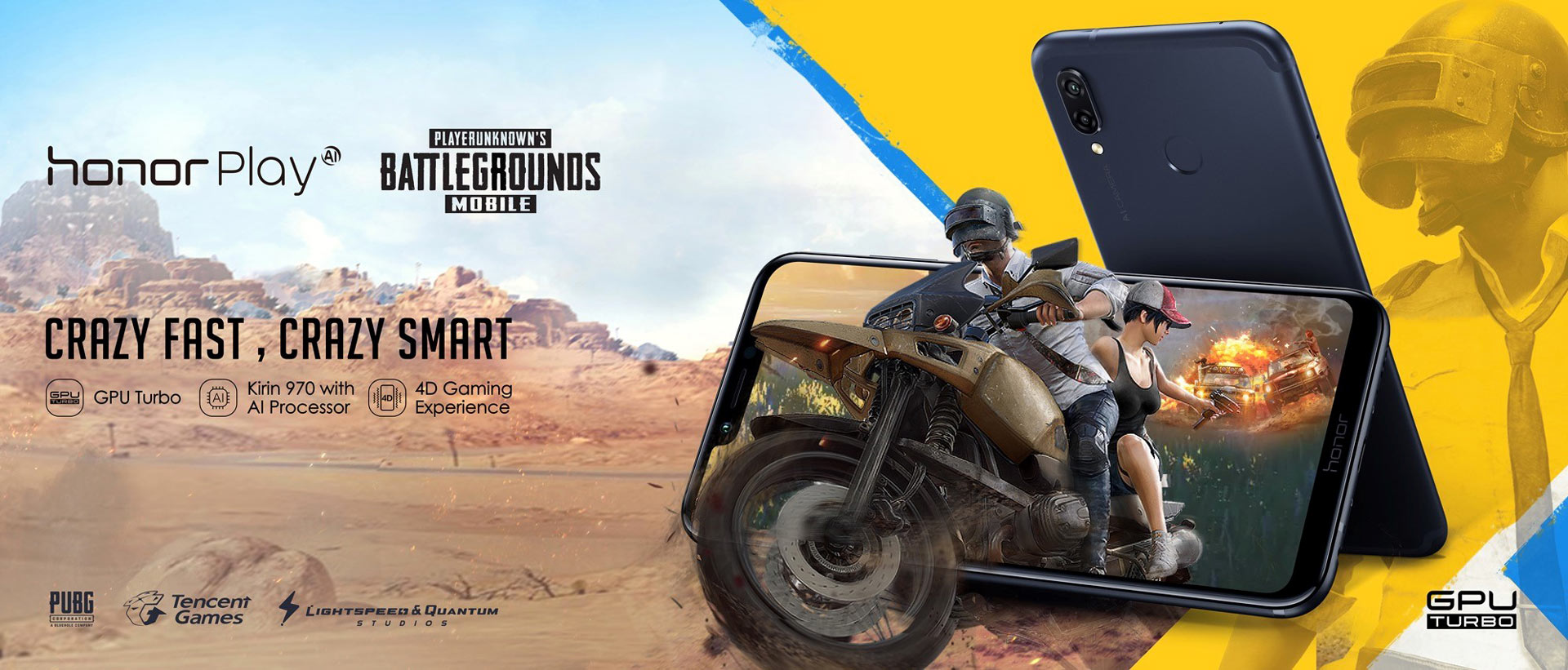 honor play announces joint strategic partnership with top mobile games pubg mobile and asphalt 9 legends